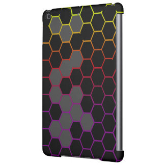 Color Hex with Grey iPad Air Covers