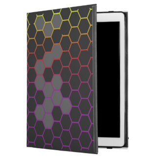 "Color Hex with Grey iPad Pro 12.9"" Case"