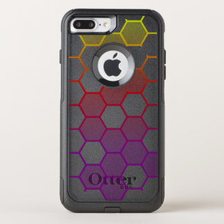 Color Hex with Grey OtterBox Commuter iPhone 8 Plus/7 Plus Case