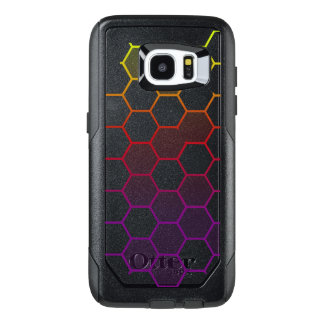 Color Hex with Grey OtterBox Samsung Galaxy S7 Edge Case