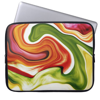 color in motion #1 laptop-wraps laptop sleeve
