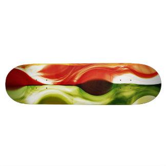 color in motion #1 skatebord custom skate board