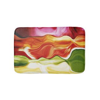 color in motion #2 bath mat