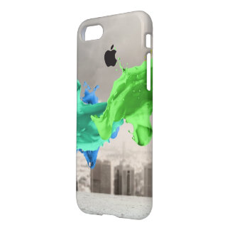 Color iPhone 7 Glossy Case