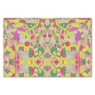 Color Jungle Tissue Paper