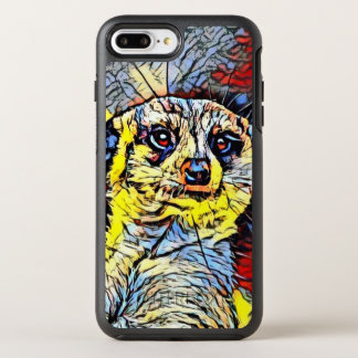 Color Kick - Meerkat OtterBox Symmetry iPhone 8 Plus/7 Plus Case