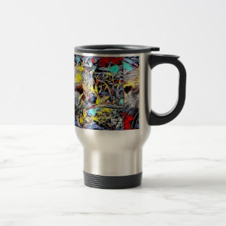Color Kick - Otter Travel Mug