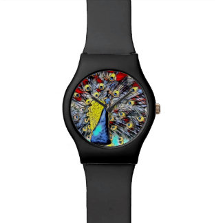 Color Kick - peacock Watch