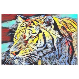 Color Kick - Tiger Tissue Paper