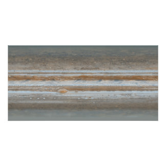 Color map of Jupiter Poster
