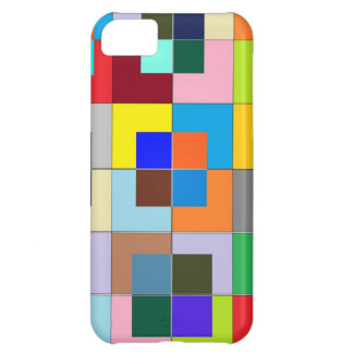 COLOR Maze : Happy Graphics iPhone 5C Cases
