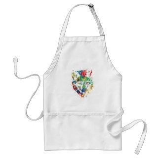 color me foxy fox appeal standard apron