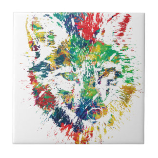 color me foxy fox appeal tile