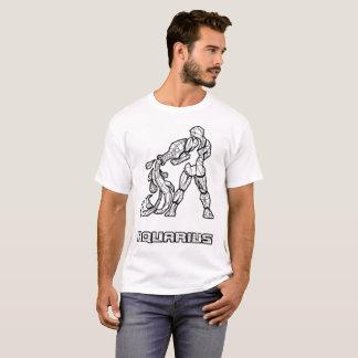 Color Me Zodiac: Aquarius T-Shirt
