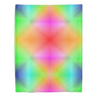 Color Mesh Duvet Cover