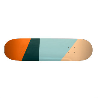 COLOR Minimalista Skate Deck