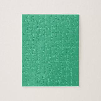 color mint jigsaw puzzle