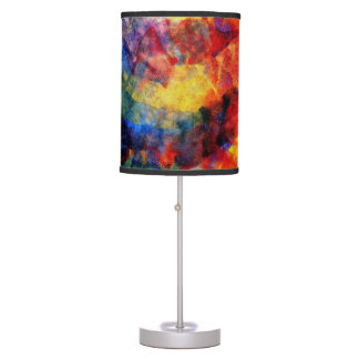 Color mix table lamps