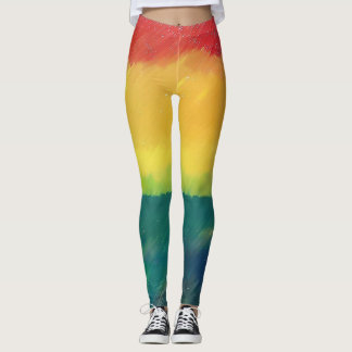 Color My World Lamp Leggings