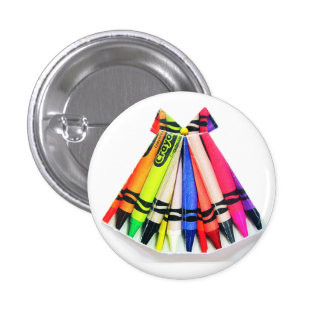 color outside the lines dress 1 inch round button