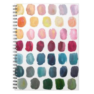Color Palette Notebook