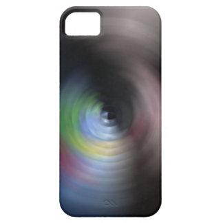 Color Palette Swirl Case