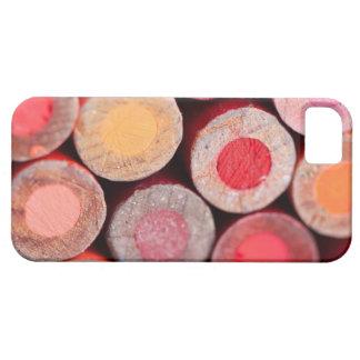 Color Pencils iPhone 5 Case