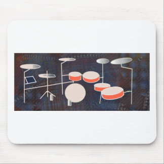 Color Percussion Mouse Pad