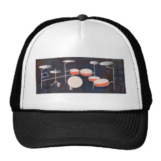Color Percussion Trucker Hat