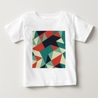 Color Polygons Baby T-Shirt