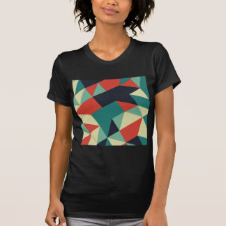 Color Polygons T-Shirt