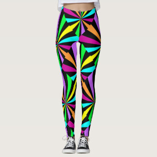 Color Pop Neon Leggings