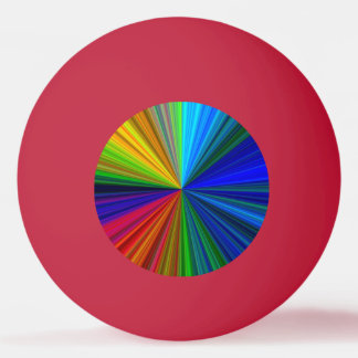 Color Prism Ping Pong Ball