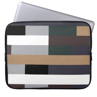 Color Rectangles Laptop Sleeve