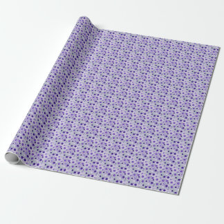 COLOR ROUND PATTERN GIFT II FITS WRAPPING PAPER
