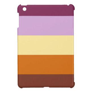 Color scheme case for the iPad mini