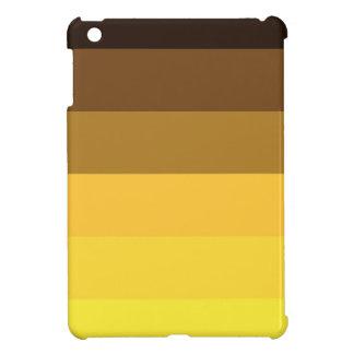 Color scheme cover for the iPad mini