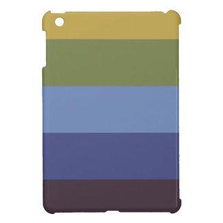 Color scheme iPad mini case