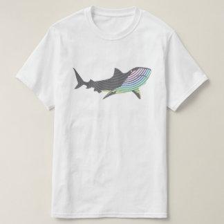 Color Shark Swirl T-Shirt
