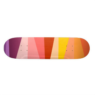COLOR SK LD SKATE BOARDS