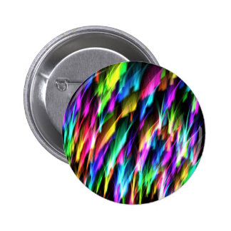 Color Sparks 2 Inch Round Button