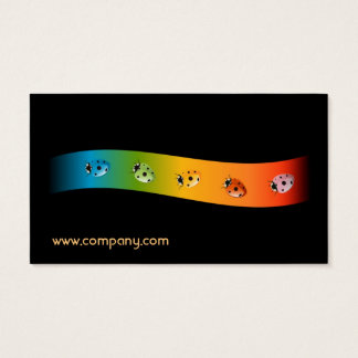 Color Spectrum Business Cards