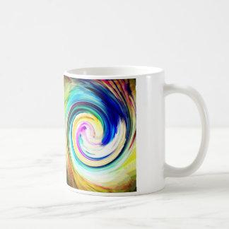 Color Spiral Mug