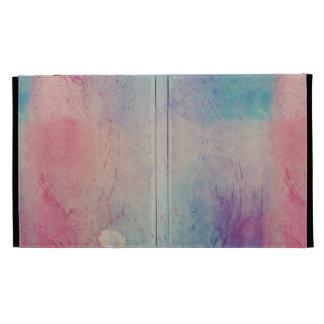 color splash iPad cases