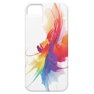 color splash iPhone 5 case