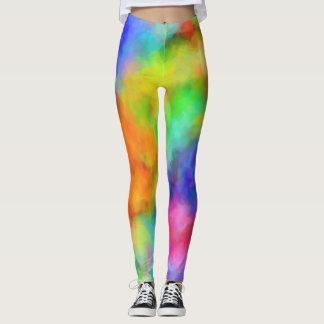 Color Splash Leggings