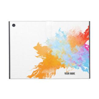 Color Splash Personalized Ipad Case