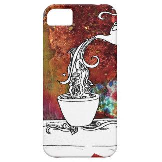 Color Splash Tea! Pour me a Magical Cup of Tea! iPhone 5 Cover