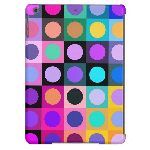 Color Spots iPad Air Case