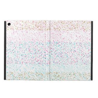 Color spots iPad air cover